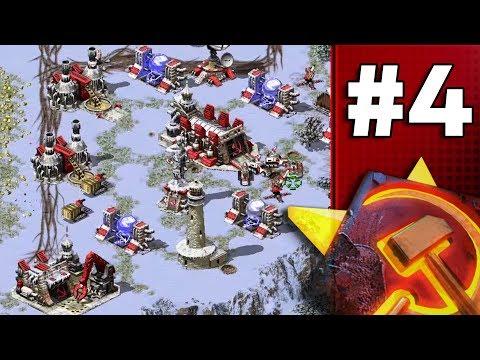 Red Alert 2 - Soviet Campaign - Mission 4 - Home Front - Hard