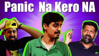 Panic Na Kero Na | Bekaar Films | Comedy Skit
