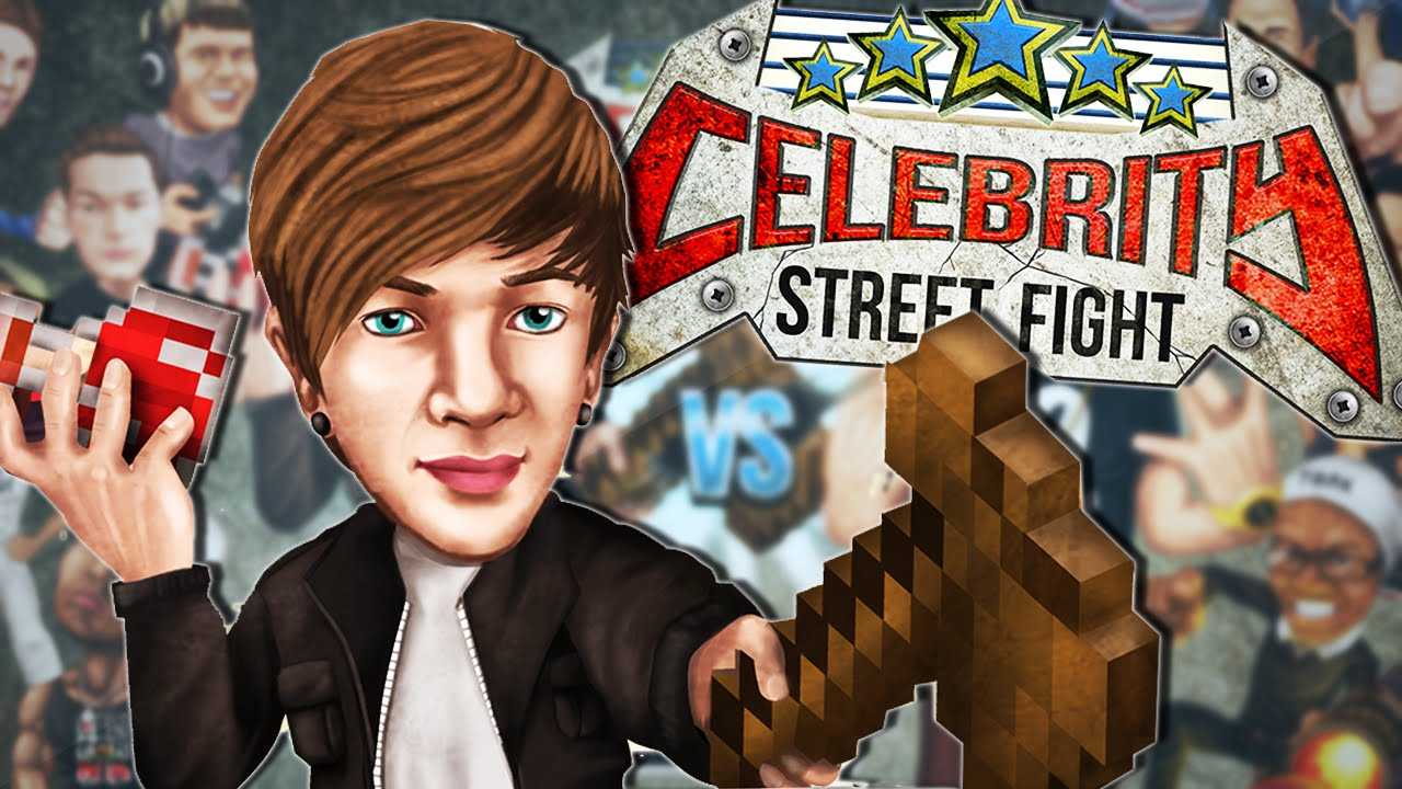 Play Celebrity Fight Club Game Here - A Fighting Game on ...