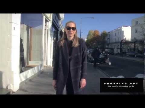 MyShoppingSpy TV - Notting Hill Shopping Guide