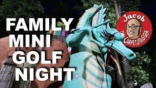 Family Mini Golf - Former Wright