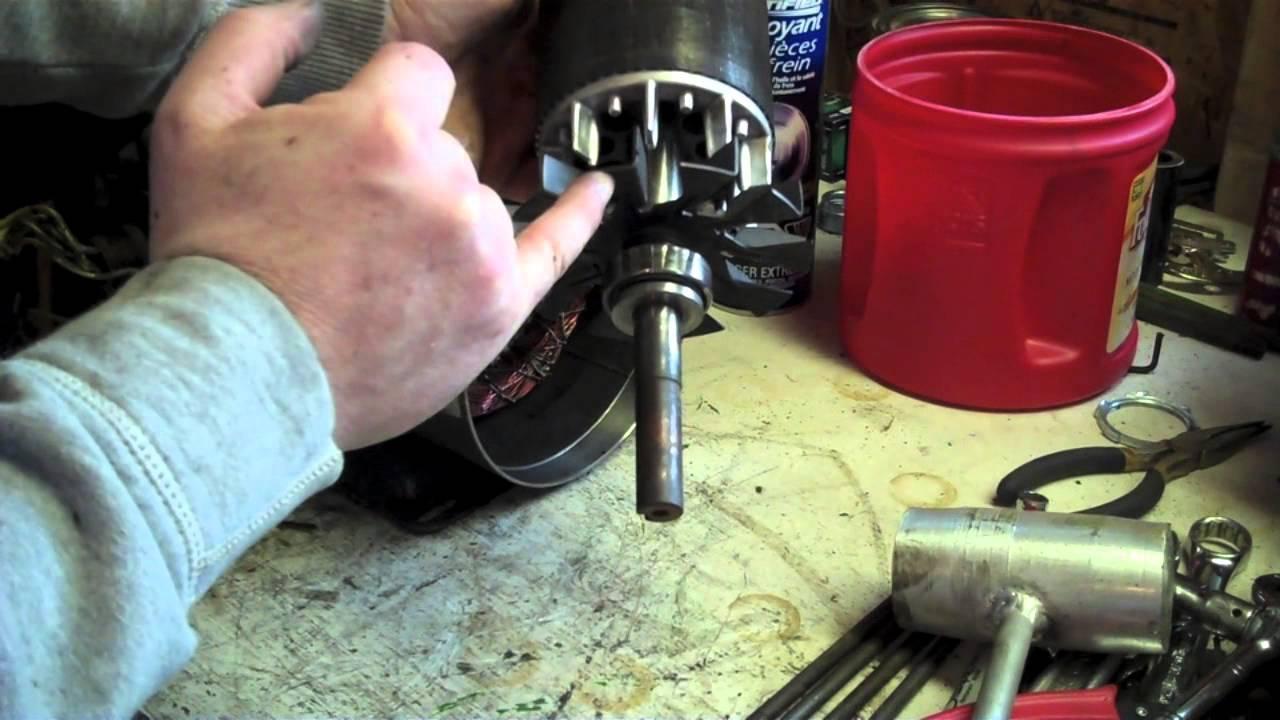 How To Rebuild An Electric Motor Craftsman 358 794742 Wiring Diagram You