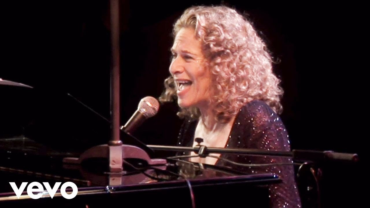 Carole King Welcome To My Living Room Dvd