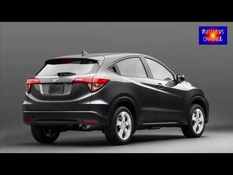 2018 HONDA HR-V NEW PRICE AND RELEASE DATE
