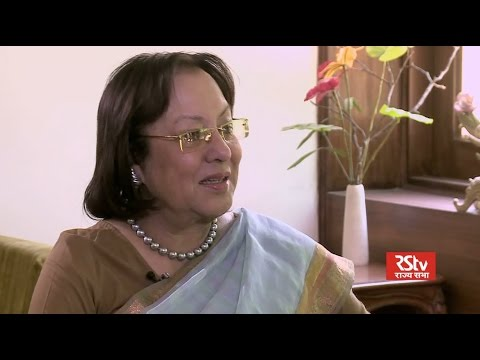 To The Point with Dr. Najma Heptullah, Governor Manipur