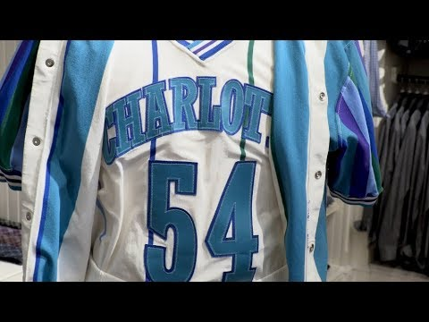 Pleats and Pinstripes: The Story of the Hornets Uniforms