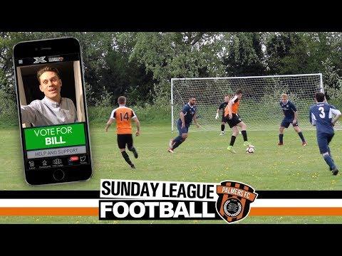 Sunday League Football - TEX FACTOR