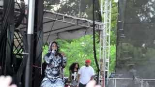 Kendrick Lamar - Westside, Right On Time (Governors Ball 2013)