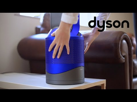 Dyson Pure Hot + Cool™ Link purifier - Replacing the filter (UK)