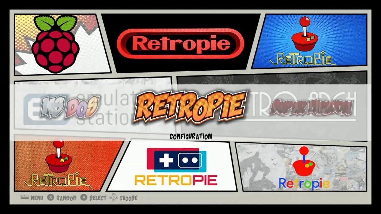 16gb Pi Home Arcade Image - Amiga / MSdos and More