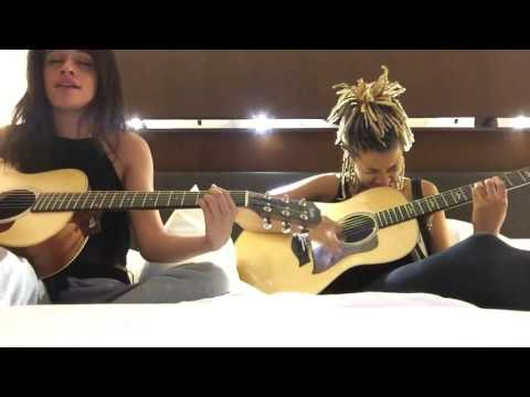 Camila Cabello cover of  All of the LUV Tory Lanez   LUV All of the lights Mashup