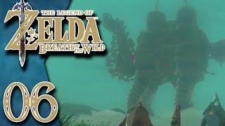 LA CRÉATURE DU DÉSERT, VAH'NABORIS ! - Zelda : Breath Of The Wild #06