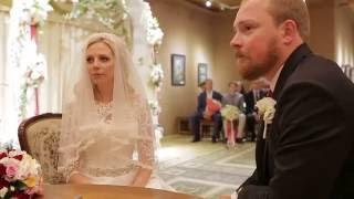 видео Кремль в Измайлово, «Дворец Счастья» - организация выездной регистрации брака