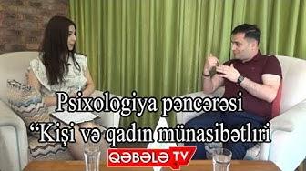 PSİXOLOGİYA PƏNCƏRƏSİ