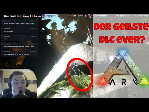 Ark neuer DLC HYPE 🐲 Aberrations Livestream Reaction