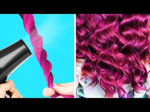 26 HAIR HACKS YOU'LL WISH YOU KNEW EARLIER