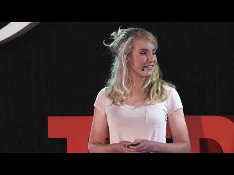 The funny thing about courage | Tegan Phillips | TEDxCapeTown