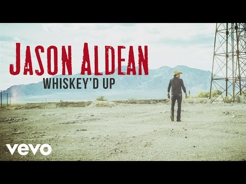 Jason Aldean - Whiskey'd Up (Audio)