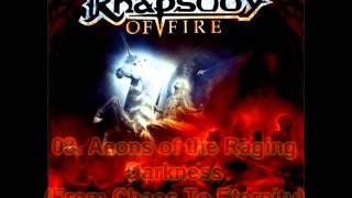 """Rhapsody of Fire es el nombre del antiguo grupo """"Rhapsody"""". Por la ..."""