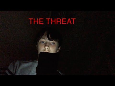 THE THREAT a short horror film (2017)