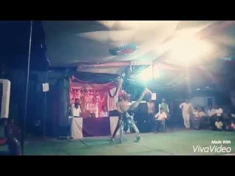 Arey Dwar Palo Bhajan Song Robotics Poping On Road Dance Mr Gangwani