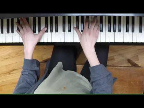 Piano Lesson - Great Escape by Patrick Watson