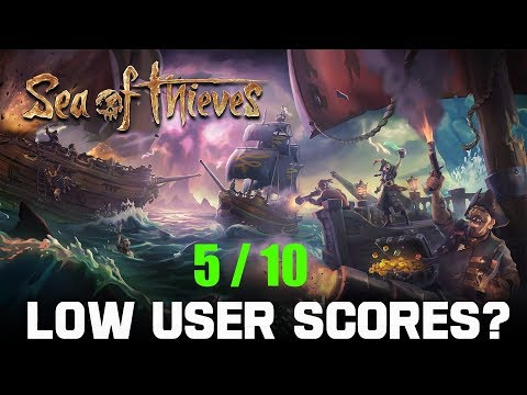 Angry Gamers Rush And Give Sea Of Thieves Bad Scores & Say They're Getting Refunds! Why??