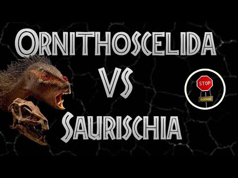 Saurischia Vs Ornithoscelida: la controverse