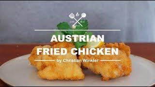 Austrian Fried Chicken I Backhendl - I´m from Austria #4 - Weber Master Touch GBS Premium Grill