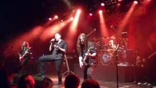Blind Guardian The Last Candle live Warszawa 2016