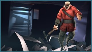 Team Fortress 2: Crafting HEAT OF WINTER, SUBZERO, AND PARKA!