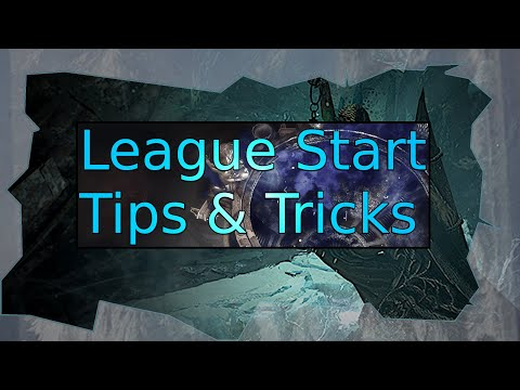 League Start Tips And Tricks to Begin Path of Exile 3.13 Right.