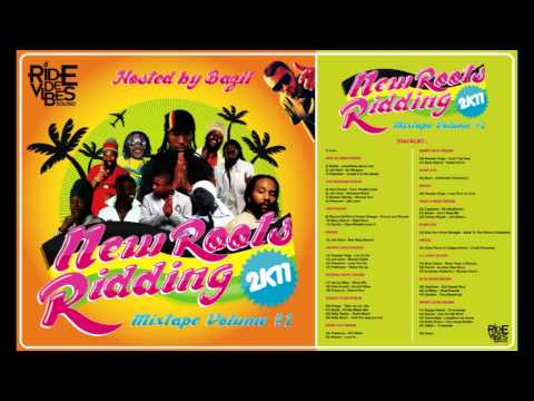 New Roots Riding 2k11 - Ride Di Vibes Mixtape #2 (Reggae Mix)