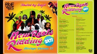 New Roots Riding 2k11 - Ride De Vibes Mixtape #2 (Reggae Mix)