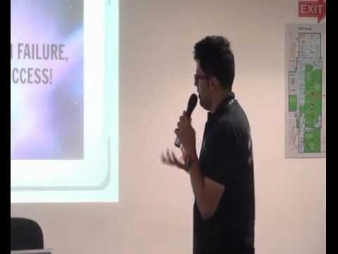Jitendra Vaswani at 24adp digital marketing conference