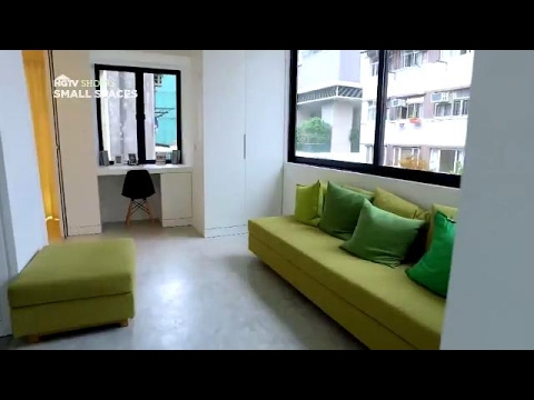 Glass House | Small Spaces | HGTV Asia - YouTube