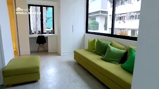 Glass House | Small Spaces | HGTV Asia