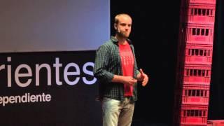 Ideas invisibles: Pablo Aragone at TEDxAvCorrientes 2013