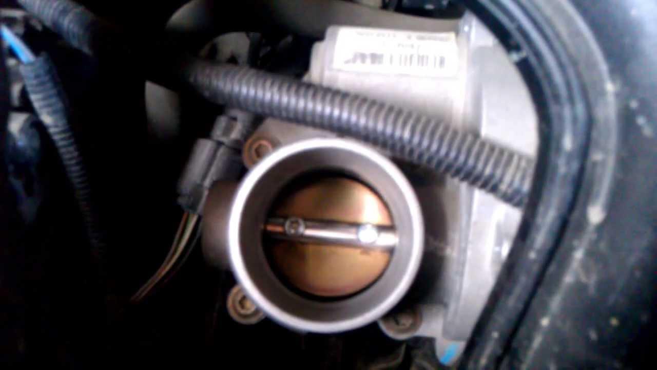 Дроссельная заслонка Ford Fusion - throttle