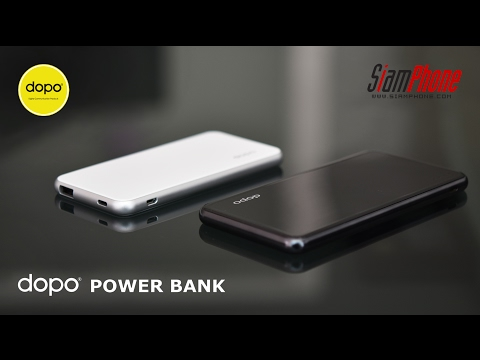 [Review] : dopo Power bank by SiamPhone