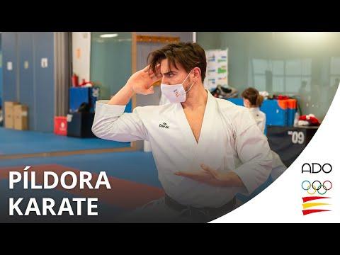 Píldora Informativa ADO - Karate