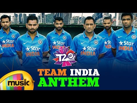 Indian Cricket   Team India Anthem  Come On India  Mango Music
