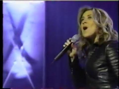 Lara Fabian  I Will Love Again  @ Miss USA 2001