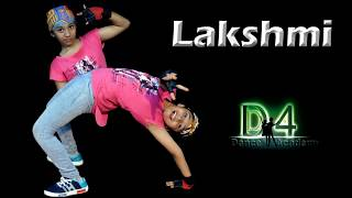 Lakshmi | Prabhu Deva - Ditya Bhande | Solo Dance Choreography By D4 Dance Academy