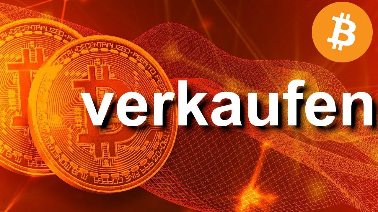 Bitcoins Verkaufen