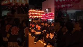 2018さぬき市志度祭り‼︎宝組駅前