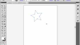 Панель инструментов Adobe Illustrator CS4 (2/39)