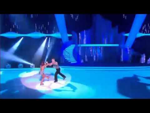 Matthew Wolfenden and Nina Ulanova - Dancing On Ice - Dance With Me Tonight - Week 9