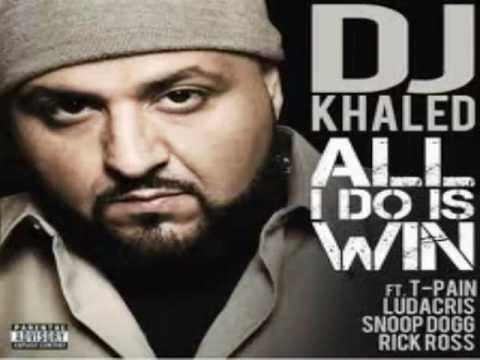 Dj Khaled - We Takin Over Mp3