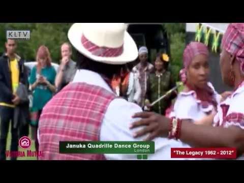 """""""The Legacy"""" Jamaican Quadrille Dancers"""
